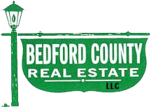 Bedford county real estate logo